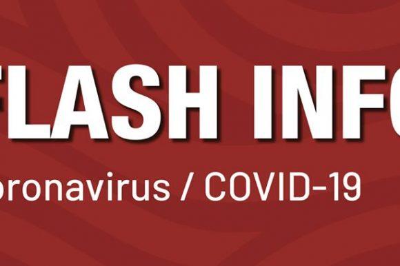 COVID19 : les mesures de DPVa